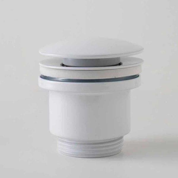 Desagüe semiautomático tapón redondo - Galindo