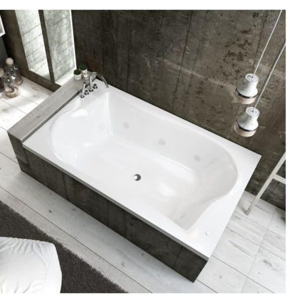 Bañera encastrada - Baños10 - Duet