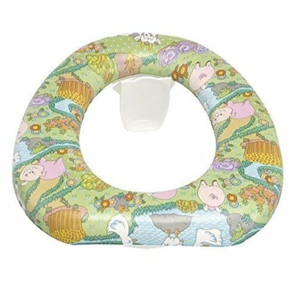 Tapa de WC Baby soft almohadillado - Wenko