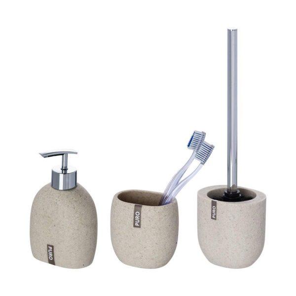 Conjunto de accesorios - Puro - Wenko