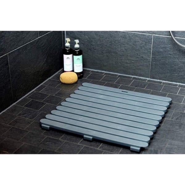 Tarima de baño In/Outdoor 55x55 - Wenko