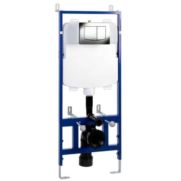 Cisterna empotrar para wc suspendido - kolyma - Clever
