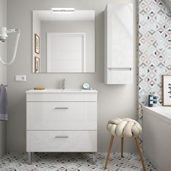 Conjunto mueble + lavabo Almagro - Salgar