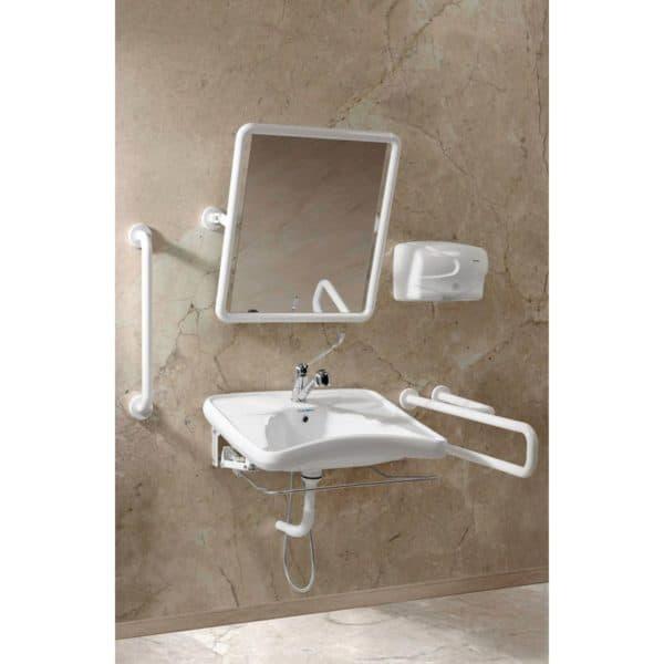 Espejo reclinable - Prestobar 240 - Presto Equip