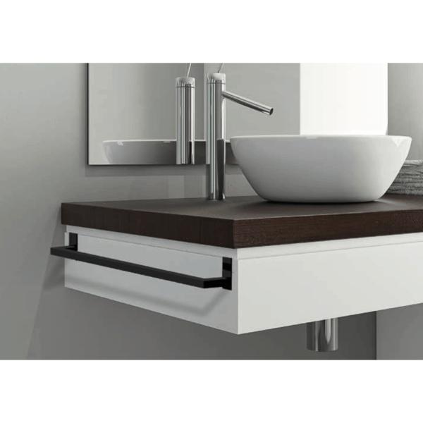 Toallero barra para mueble - Manillons Torrent