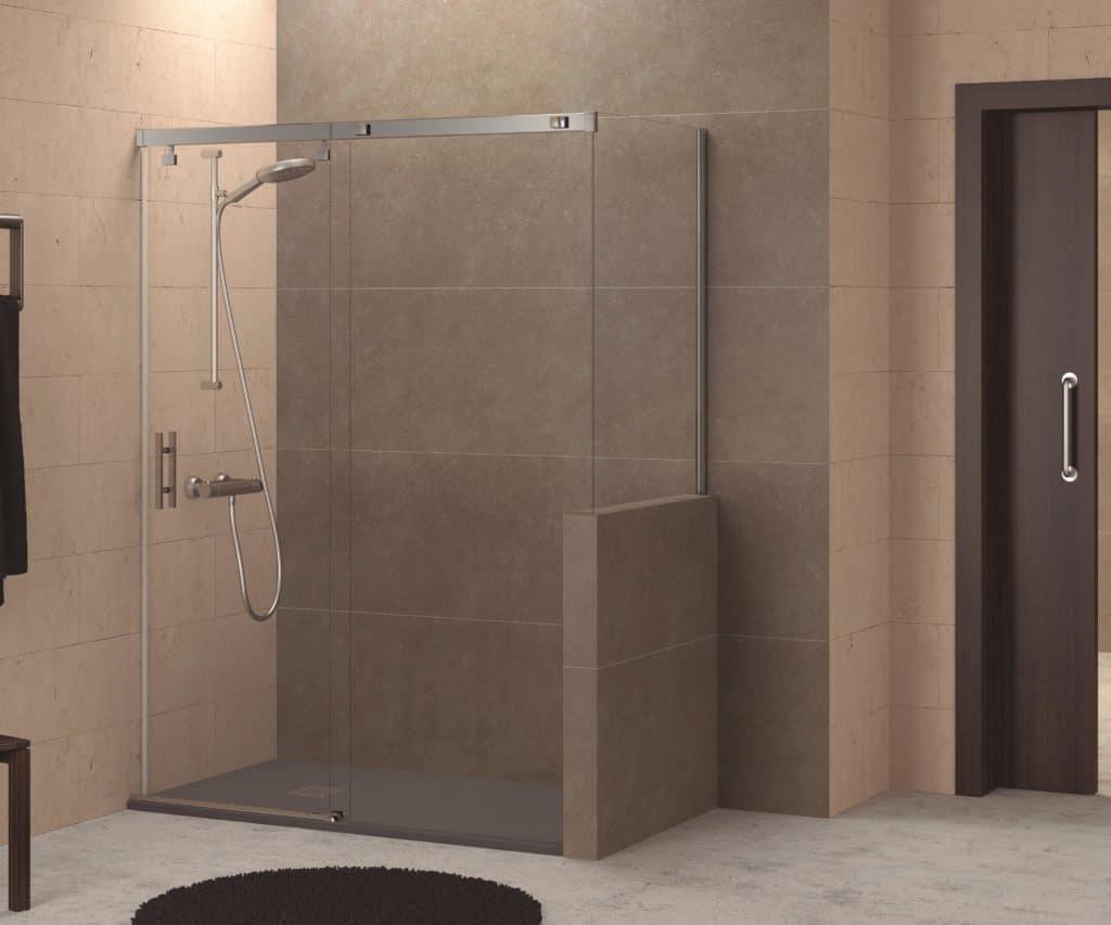mampara de ducha medidas especiales