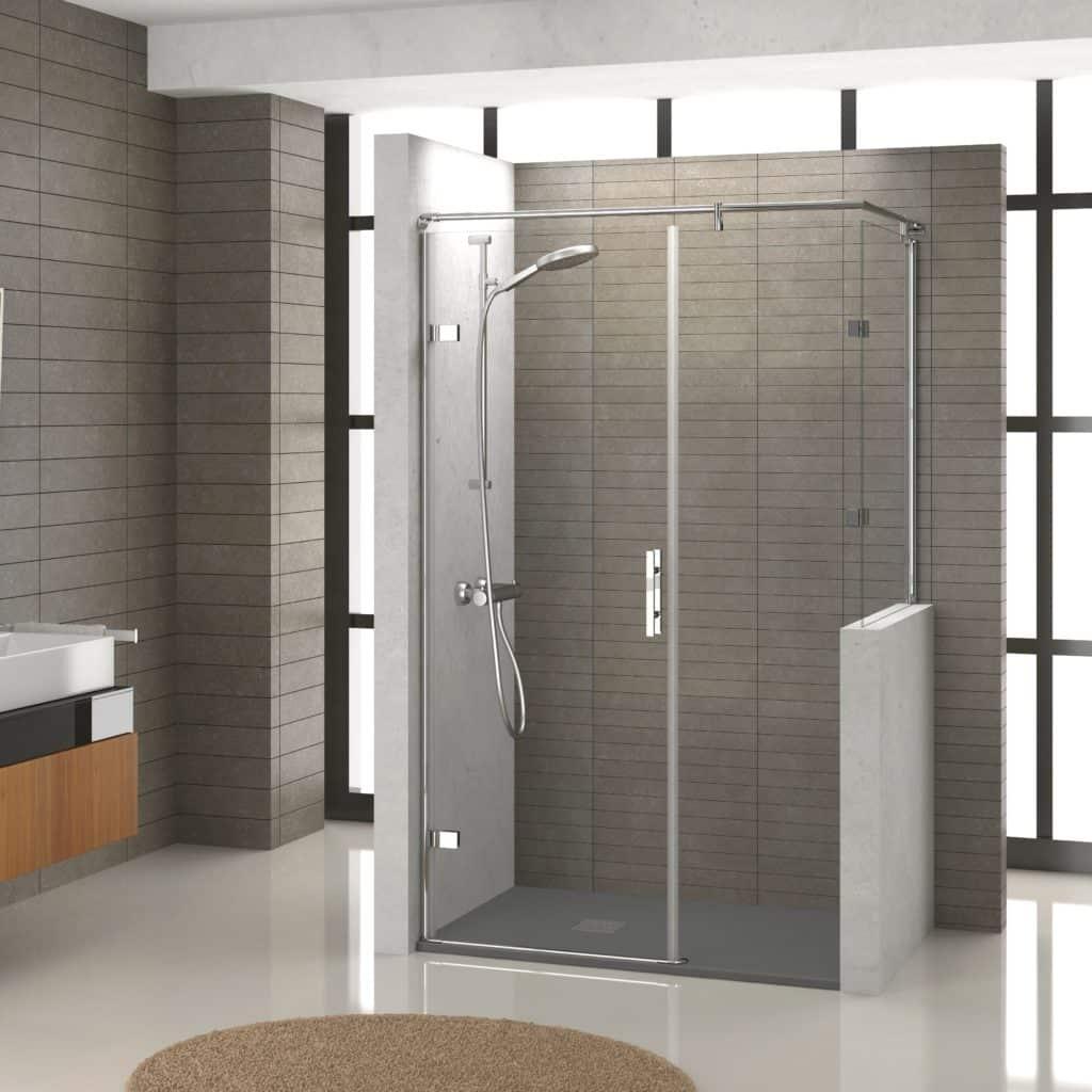 mampara de ducha decorban