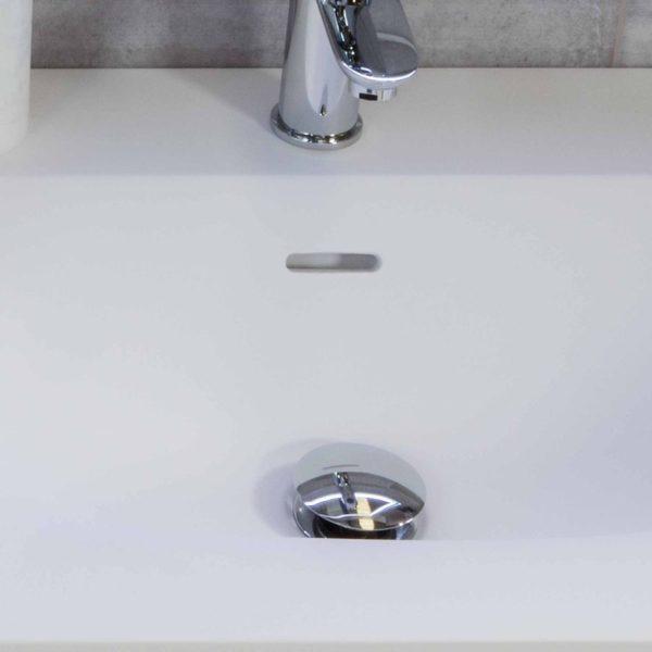 Lavabo mate - Bianco II - Gamma