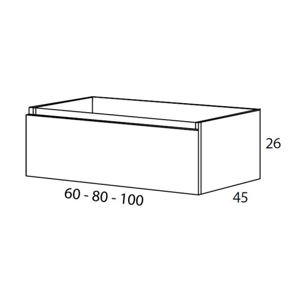 Conjunto Noa de 100 cm - Noa - Futurbaño