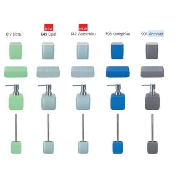 Conjunto de accesorios - Cubic - Kleine Woke