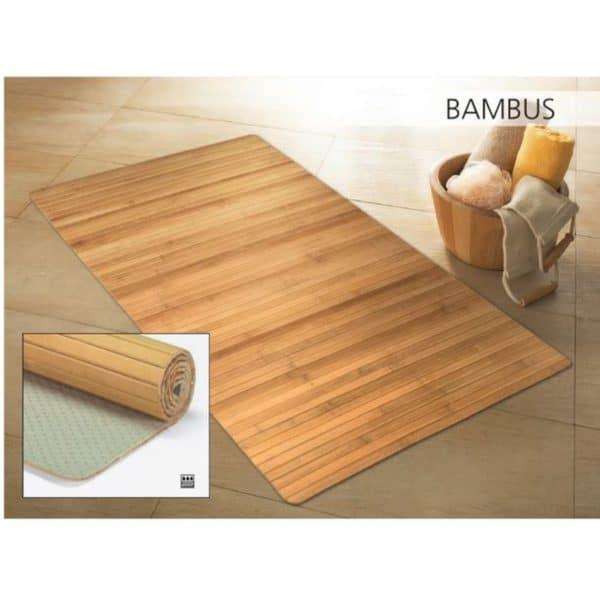 Alfombra Bambú - Kleine Wolke