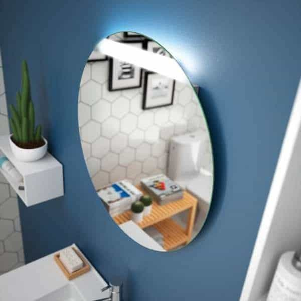 Espejo circular - Round - Salgar
