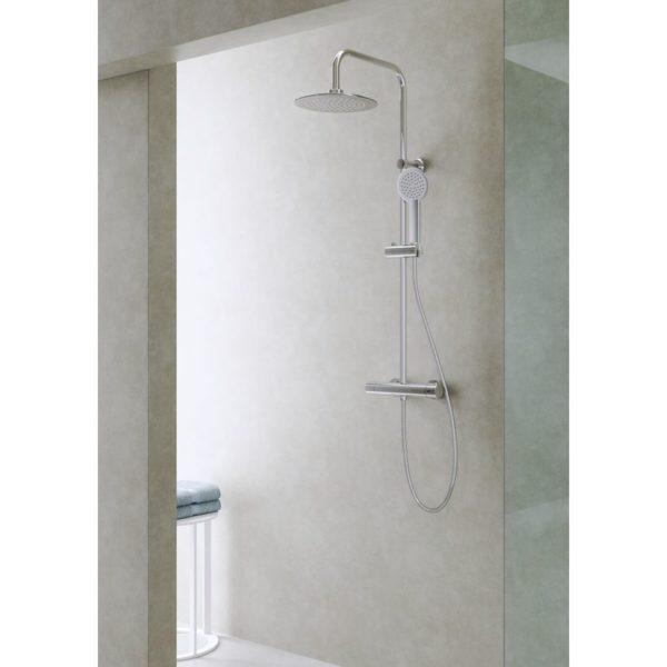 Columna de ducha termostática sistema Eco-green - Chiara - Martelli