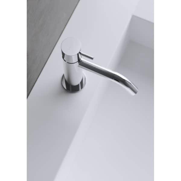 Grifo de lavabo monomando sistema Eco-Green - Minimal - Martelli