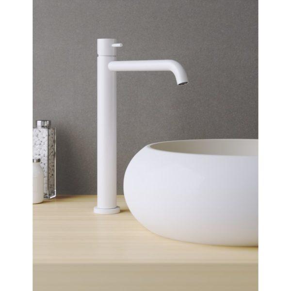 Grifo de lavabo alto monomando sistema Eco-Green – Minimal – Martelli