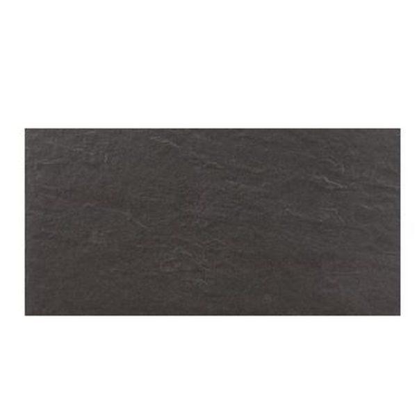 Porcelánico esmaltado - Black Peak 30x60 cm - Argenta cerámica