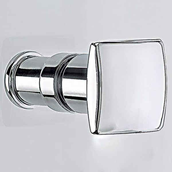 Panel de ducha 1 fijo + 1 puerta corredera - Gravity - Duscholux