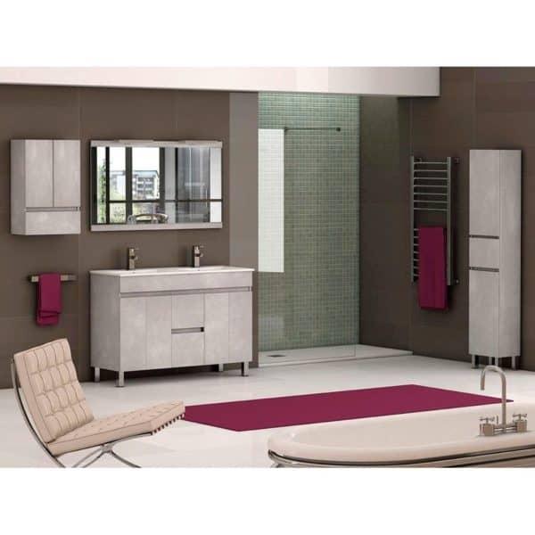 Conjunto mueble y lavabo - Nilo - Futurbaño