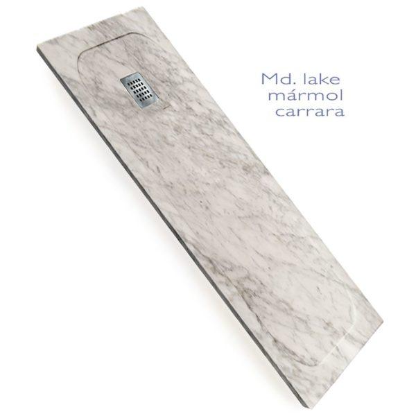 Plato de mármol natural - Lake - Acabado Arenado - Decorban