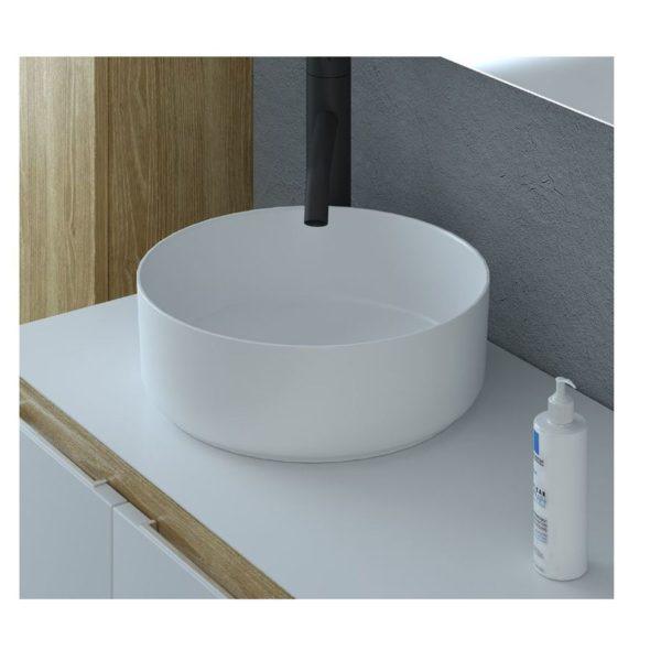 Lavabo porcelánico - Borgos - Baños10