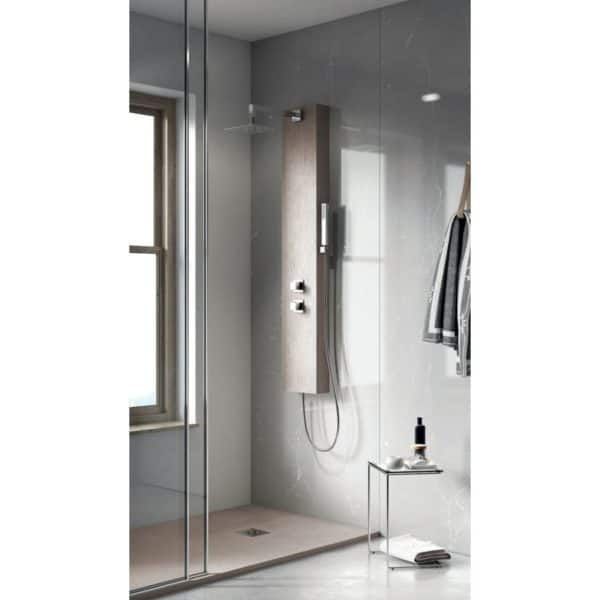 Columna de ducha resina - Forest - Baños10