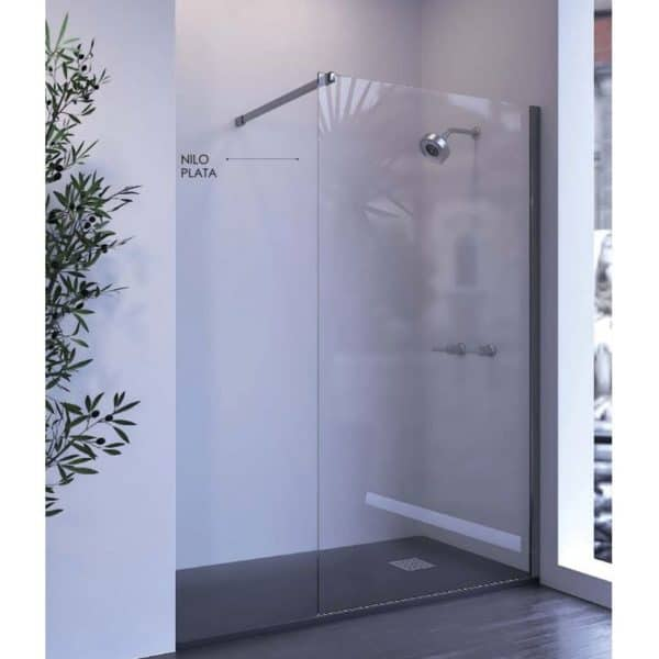 Panel fijo de ducha 90 cm - Nilo - Anna Bagno
