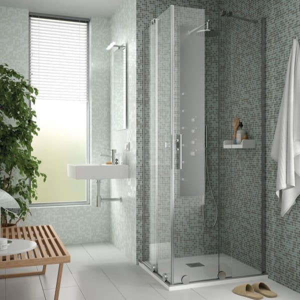 Angular de ducha - Serie Reikiavik - Salgar