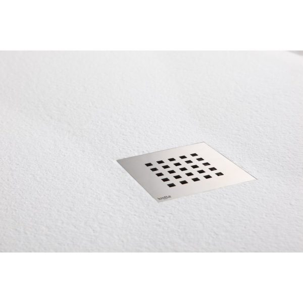 Plato de ducha Solid Surface - Essencial - Kretta