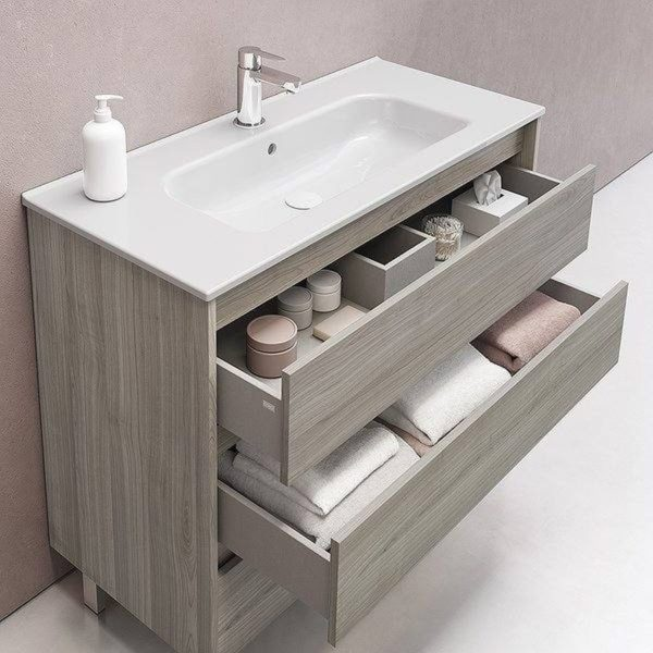 Conjunto completo mueble con cajones - Sansa - Royo Group