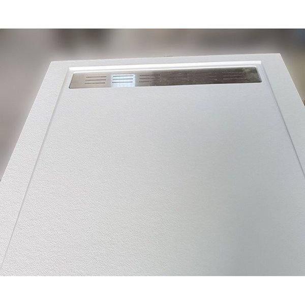 Plato de ducha resina - Nevo - Aurea