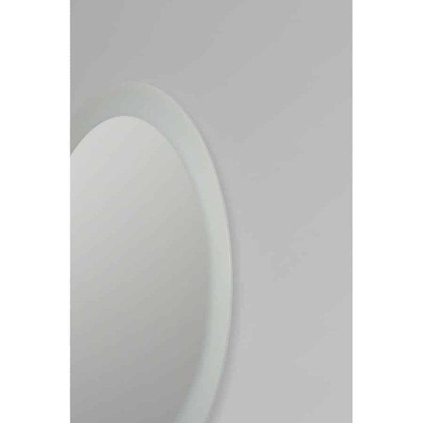 Espejo con luz retroiluminada perimetral y frontal - Willow- Bathdecor