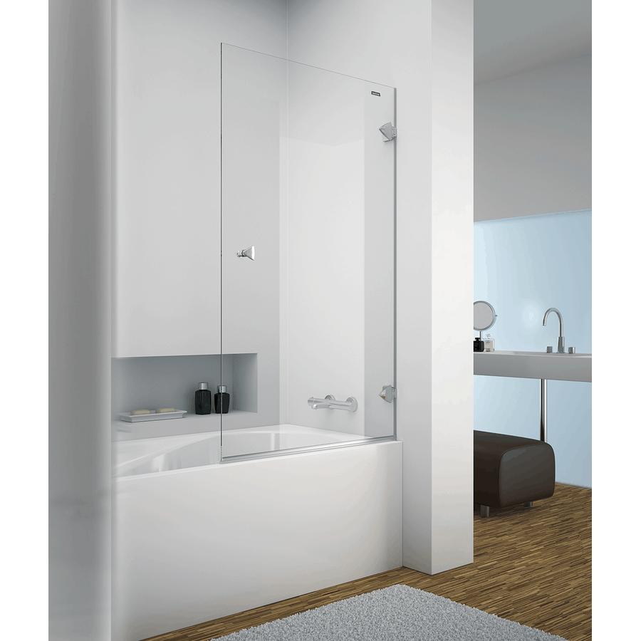 Panel de bañera 1 puerta abatible – Collection Pure Style – Duscholux