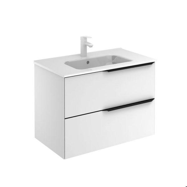 Conjunto mueble y lavabo - MIO compact - Royo Group