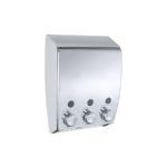 Dispensador de Jabón 3 cámaras - Varese - Wenko