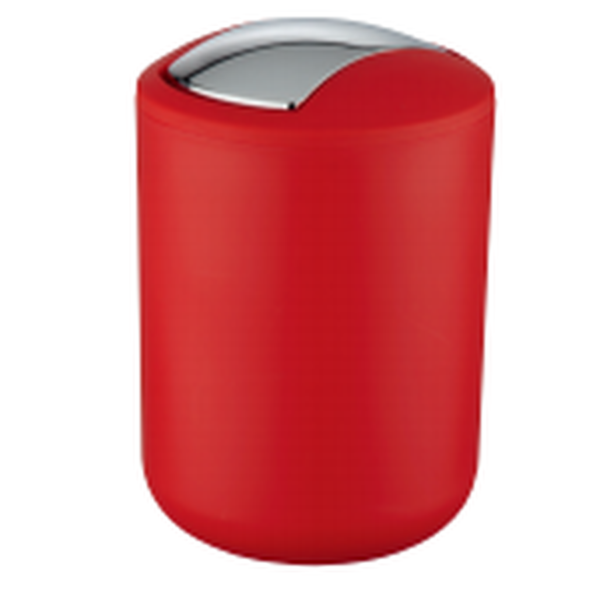 Cubo con tapa basculante 2 lts - Brasil - Wenko