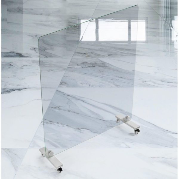 Mampara de vidrio templado 6mm de grosor - Decorban