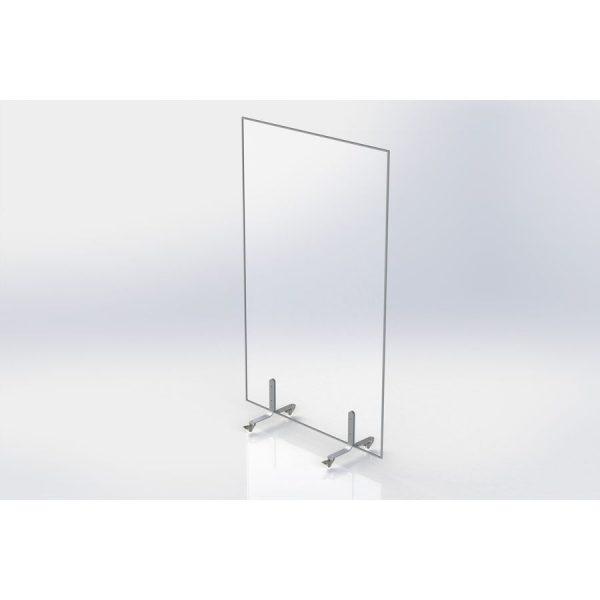 Duscho SHIELD20 Vidrio transparente - Duscholux
