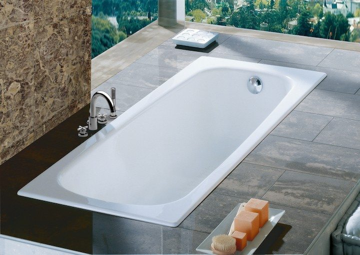 Bañera de Acero Contesa Plus de Roca