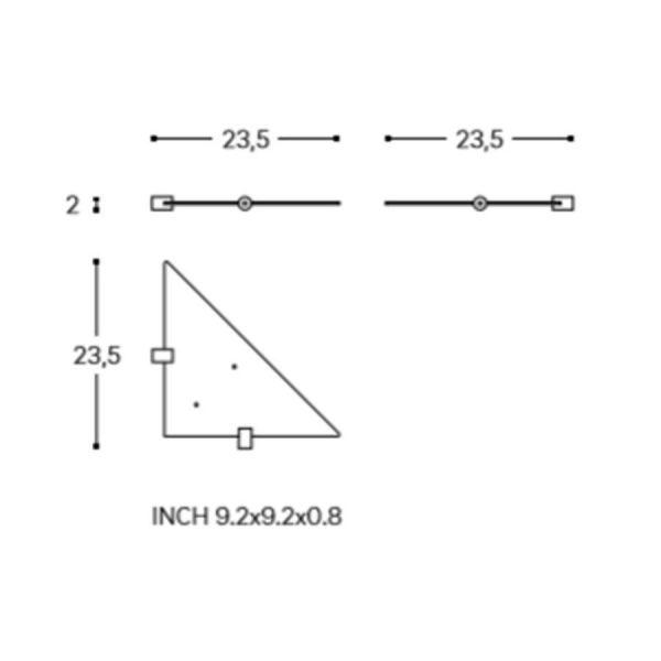 Estante Rincón - Logic - Cosmic