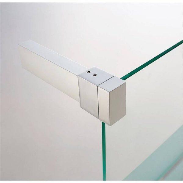 Mampara angular 1 puerta corredera - Basic - GME