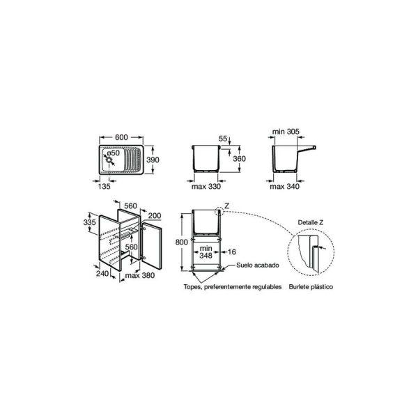 Mueble para lavadero - Henares - Roca